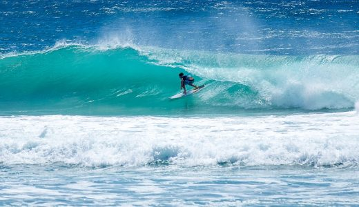 変化の波をサーフィンしよう